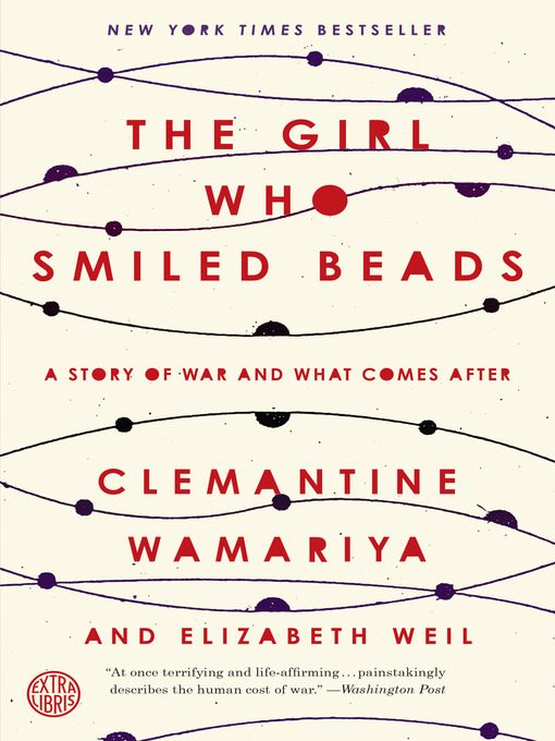 Cover of The Girl Who Smiled Beads