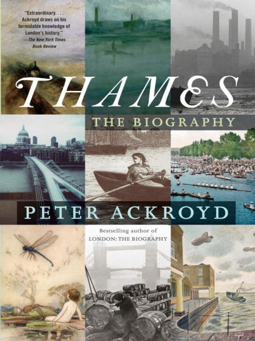 Title details for Thames by Peter Ackroyd - Available