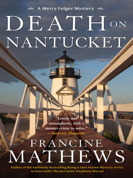 Cover of Death on Nantucket