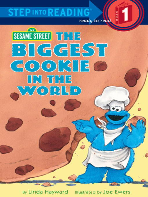 Cover of The Biggest Cookie in the World