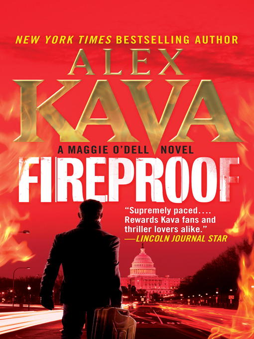 Title details for Fireproof by Alex Kava - Available