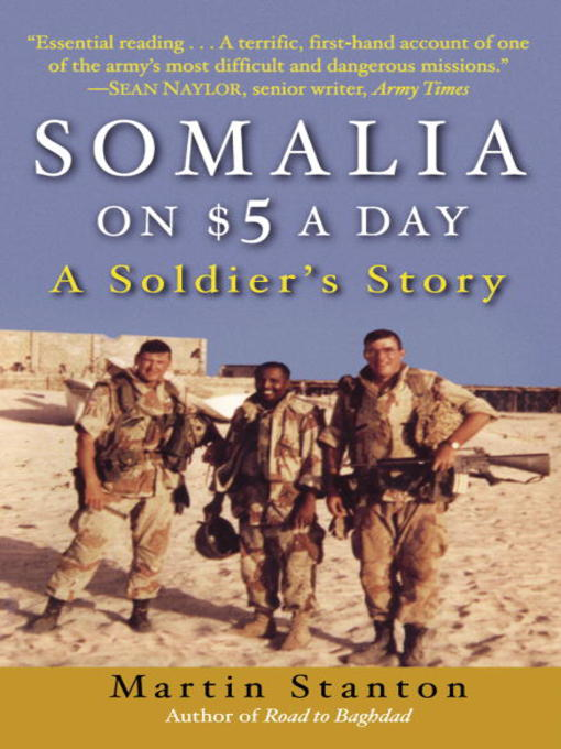 Title details for Somalia on $5 a Day by Martin Stanton - Available