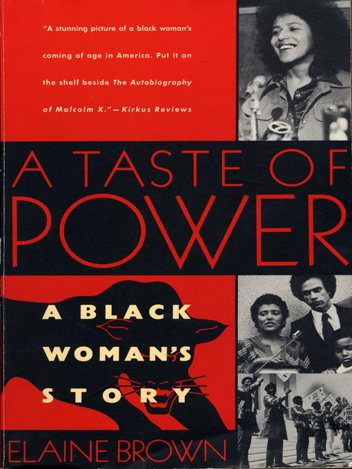 Title details for A Taste of Power by Elaine Brown - Available