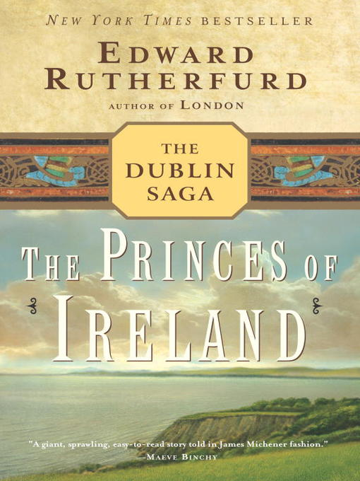 Title details for The Princes of Ireland by Edward Rutherfurd - Available