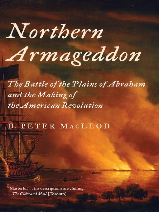 Title details for Northern Armageddon by D. Peter MacLeod - Wait list