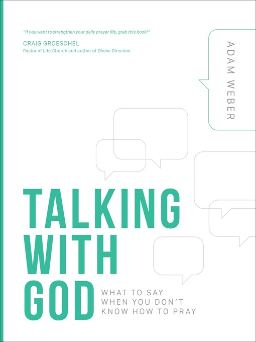 Title details for Talking with God by Adam Weber - Available