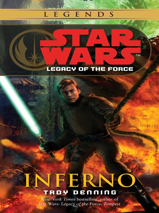 Title details for Inferno by Troy Denning - Wait list