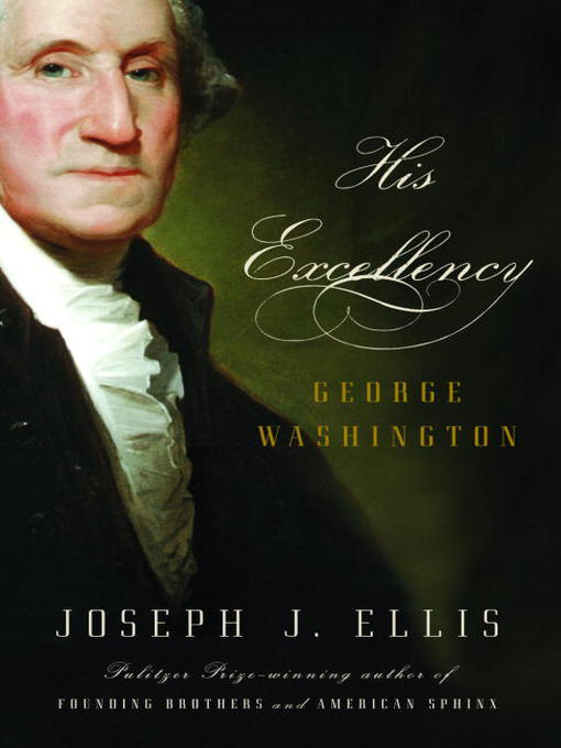 Cover of His Excellency