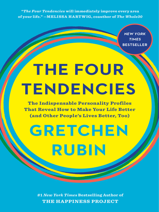 Title details for The Four Tendencies by Gretchen Rubin - Wait list