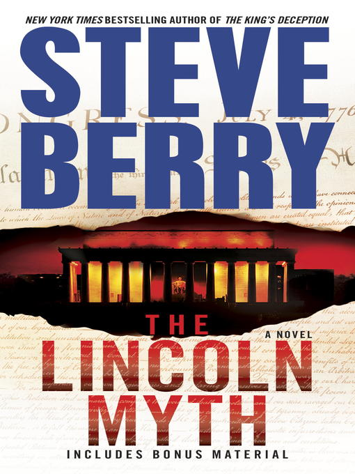 Title details for The Lincoln Myth by Steve Berry - Available