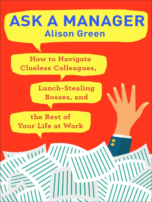 Title details for Ask a Manager by Alison Green - Available