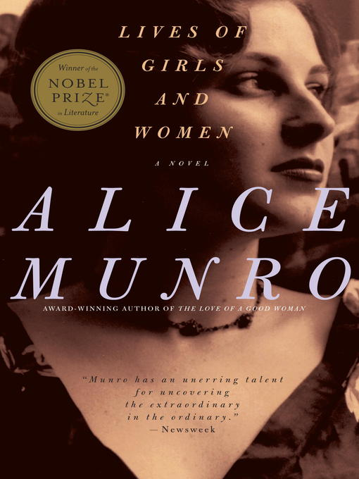 an analysis of the ambivalent presentation of characters in lives of girls and women by alice munro
