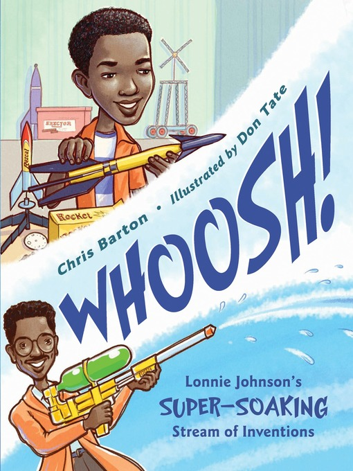 Title details for Whoosh! by Chris Barton - Available