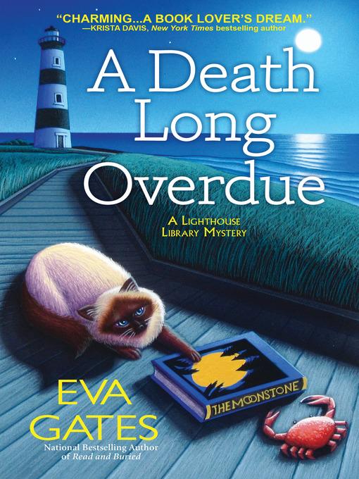 Title details for A Death Long Overdue by Eva Gates - Wait list