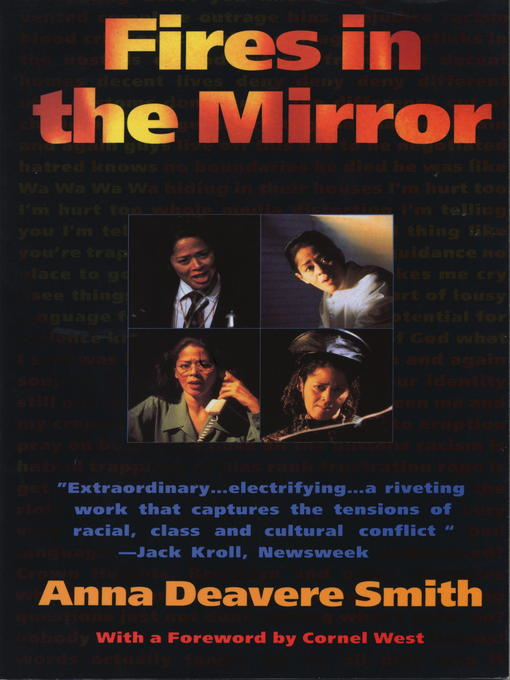 Title details for Fires in the Mirror by Anna Deavere Smith - Available