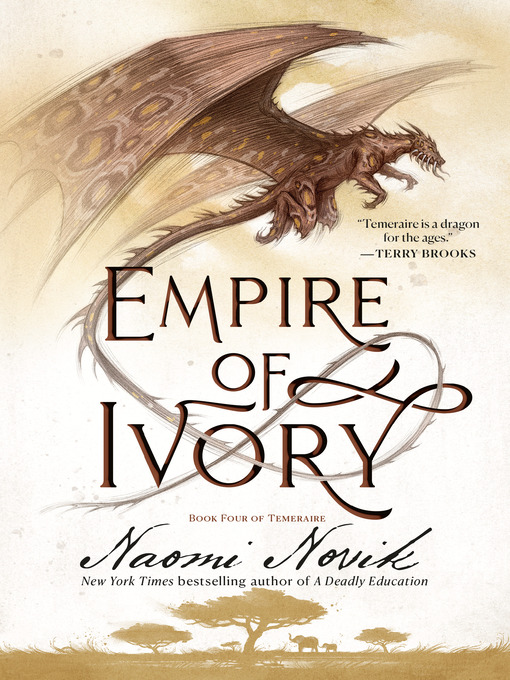 Cover image for book: Empire of Ivory