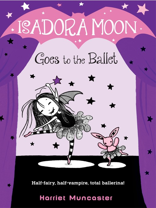 Cover image for book: Isadora Moon Goes to the Ballet