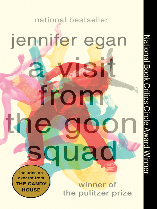 Title details for A Visit from the Goon Squad by Jennifer Egan - Available