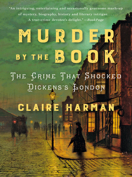Title details for Murder by the Book by Claire Harman - Available