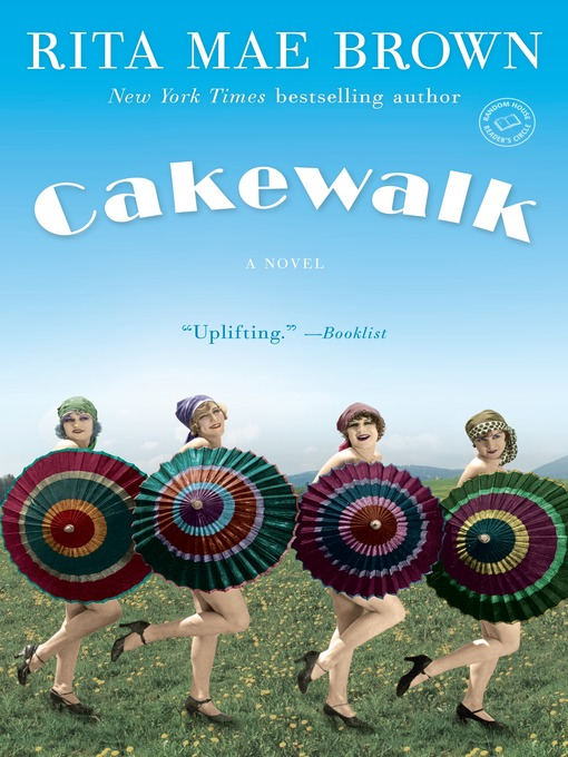 Title details for Cakewalk by Rita Mae Brown - Available