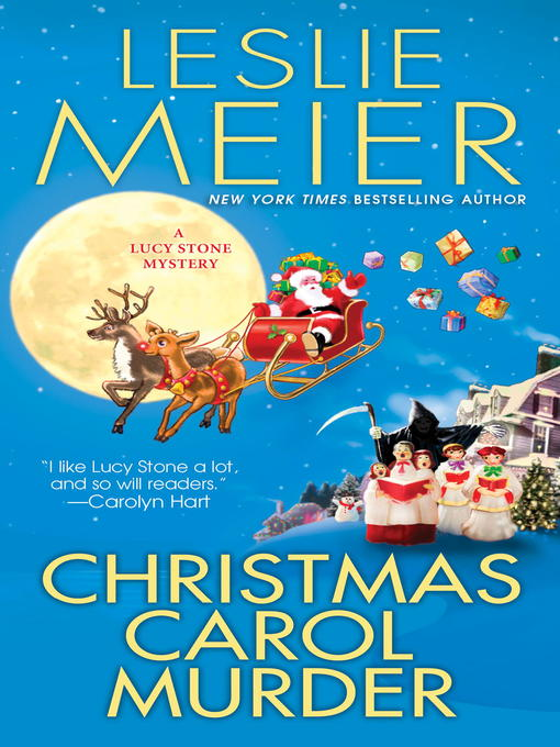 Cover of Christmas Carol Murder
