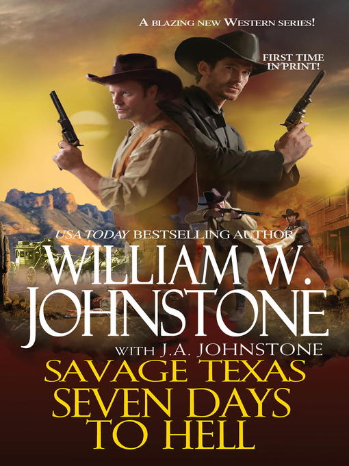 Title details for Seven Days to Hell by William W. Johnstone - Wait list