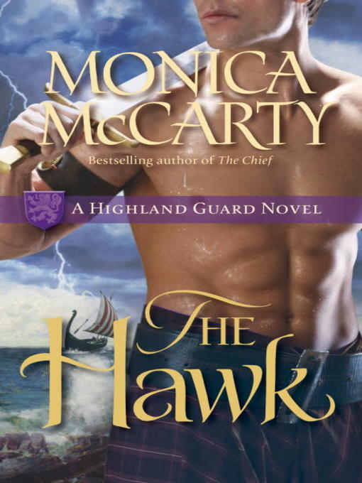 Title details for The Hawk by Monica McCarty - Wait list