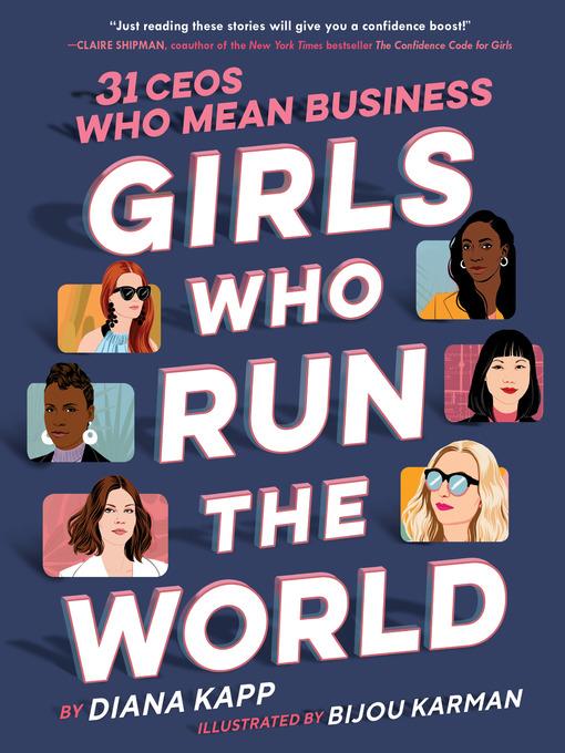 Image: Girls Who Run the World