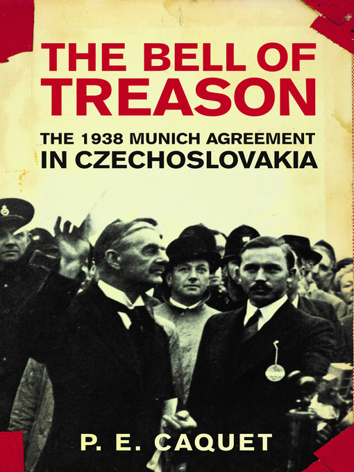 Title details for The Bell of Treason by P. E. Caquet - Available