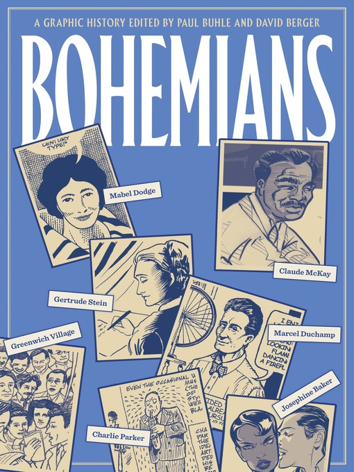 Cover of Bohemians