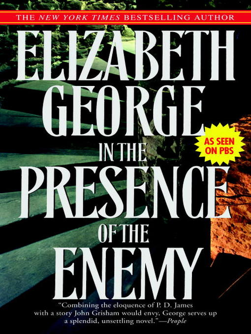 Title details for In the Presence of the Enemy by Elizabeth George - Available