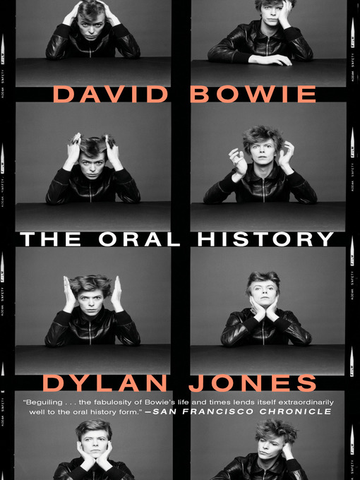 Title details for David Bowie by Dylan Jones - Wait list