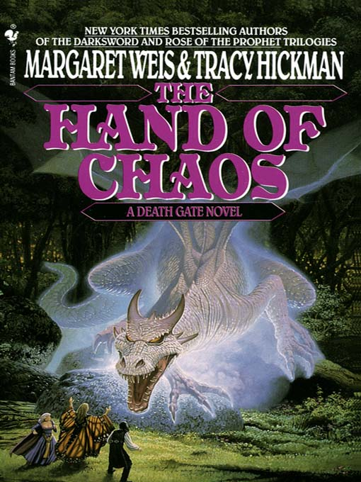 Title details for The Hands of Chaos by Margaret Weis - Available