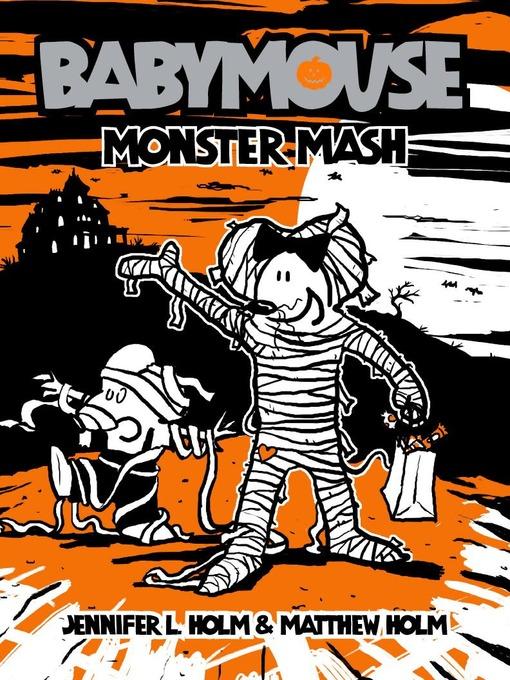 Cover image for Monster Mash