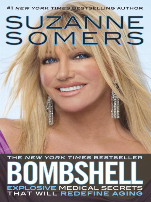 Title details for Bombshell by Suzanne Somers - Available