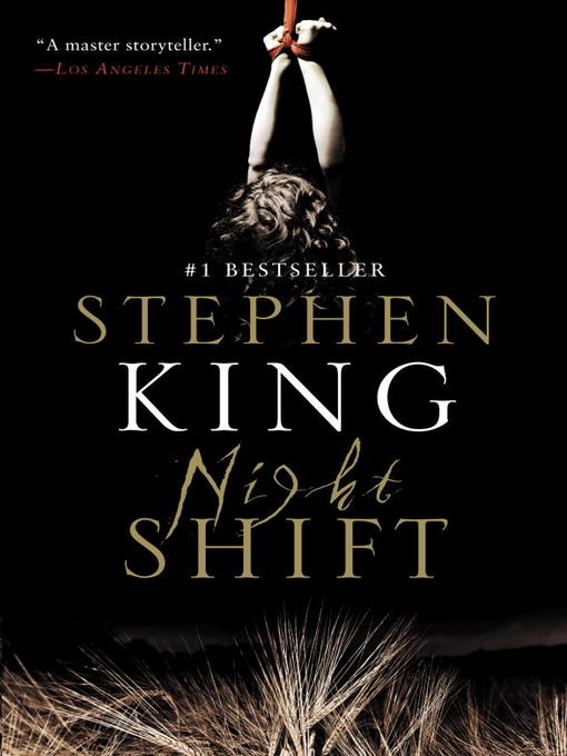 Title details for Night Shift by Stephen King - Wait list