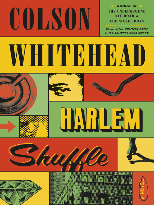 Title details for Harlem Shuffle by Colson Whitehead - Wait list