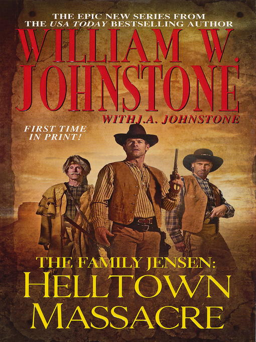 Title details for The Family Jensen by William W. Johnstone - Wait list