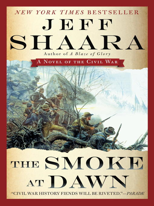 Cover image for The Smoke at Dawn