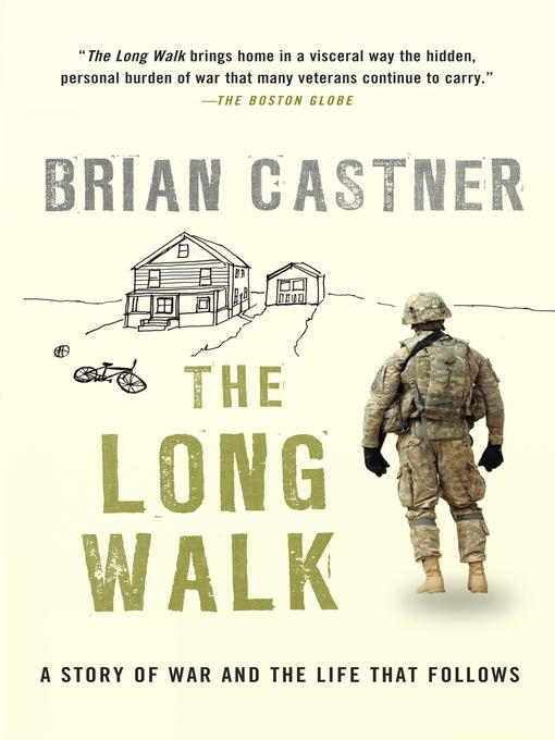 Title details for The Long Walk by Brian Castner - Available
