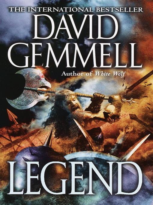 Title details for Legend by David Gemmell - Wait list