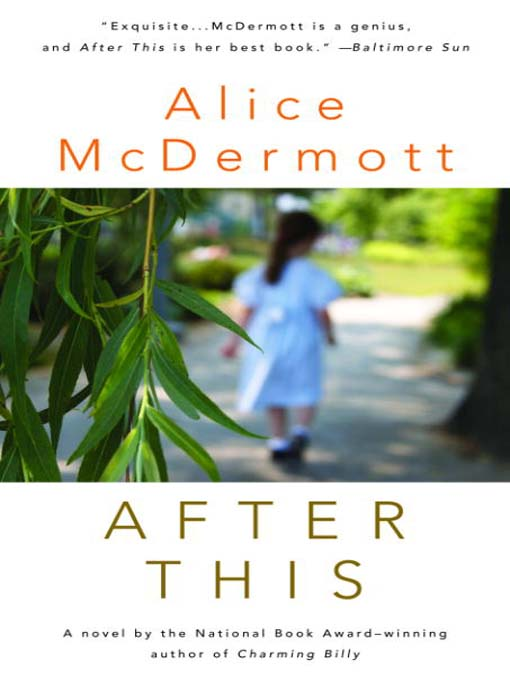 Title details for After This by Alice McDermott - Wait list