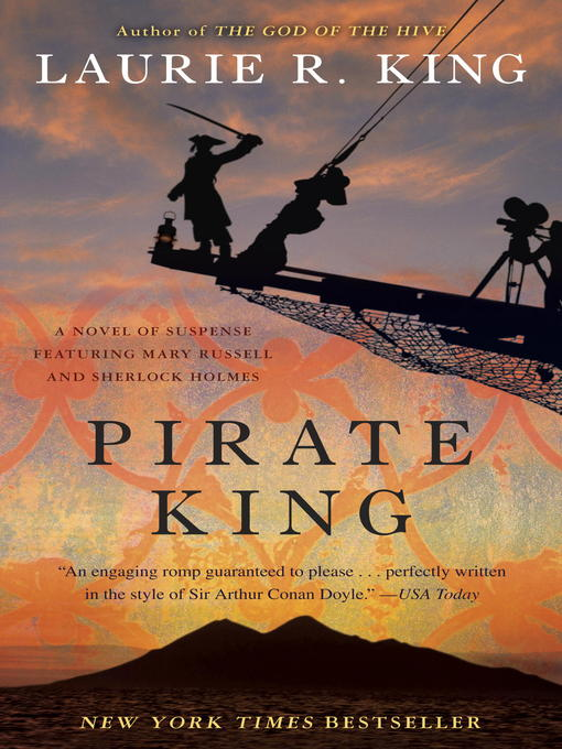 Title details for Pirate King by Laurie R. King - Available