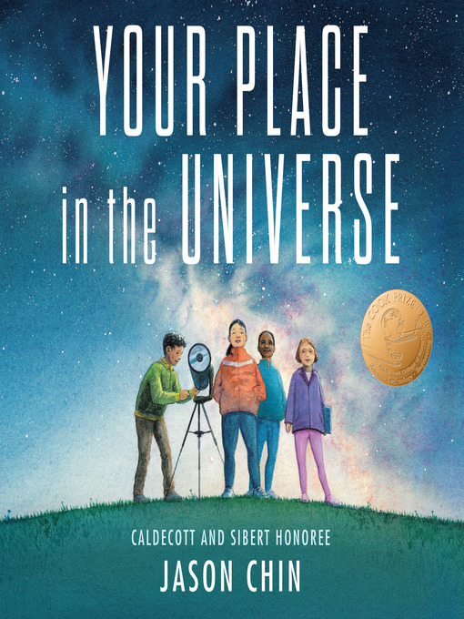 Title details for Your Place in the Universe by Jason Chin - Available