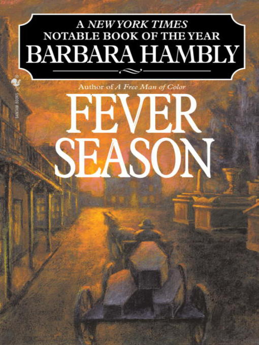 Title details for Fever Season by Barbara Hambly - Wait list
