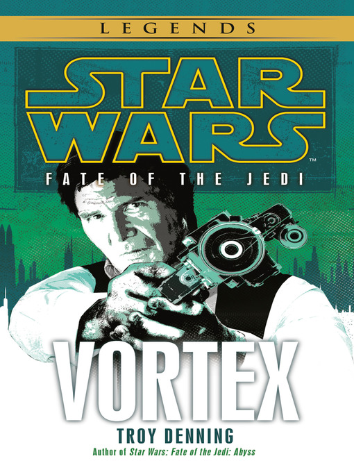 Title details for Vortex by Troy Denning - Available