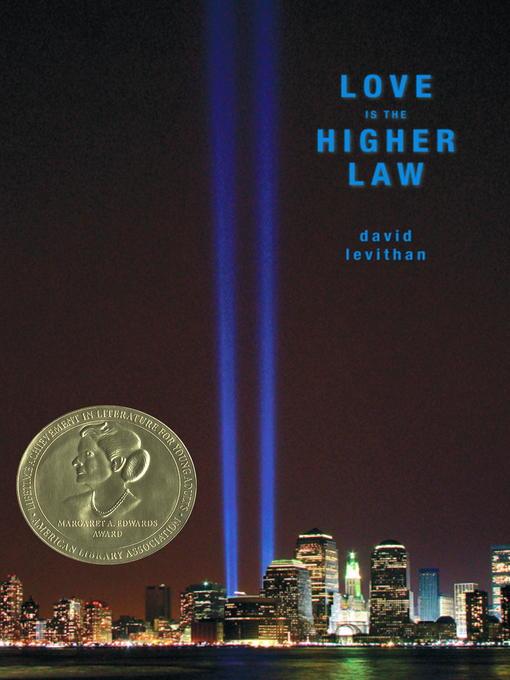 Title details for Love Is the Higher Law by David Levithan - Available