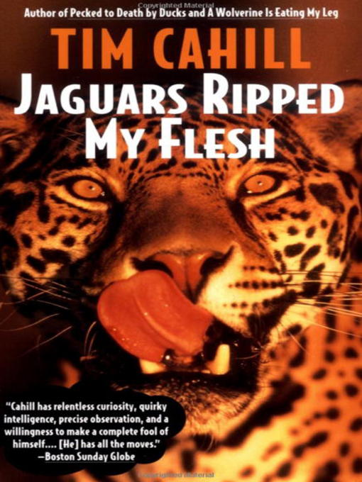 Cover of Jaguars Ripped My Flesh