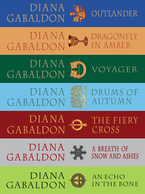 Title details for The Outlander Series 7-Book Bundle by Diana Gabaldon - Available