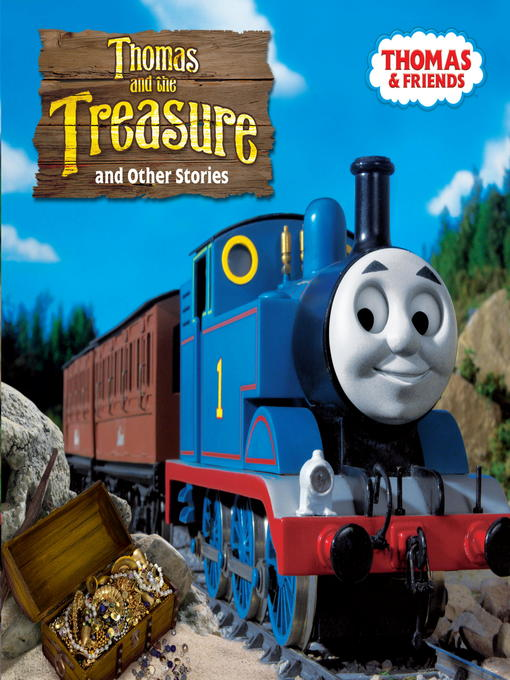 Title details for Thomas and the Treasure by Rev. W. Awdry - Available